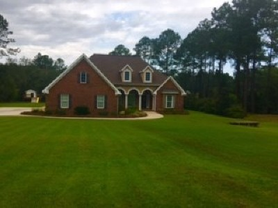 Jesup Single Family Home For Sale: 81 Timberlakes Trail
