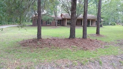 hinesville Single Family Home For Sale: 328 Williams Road