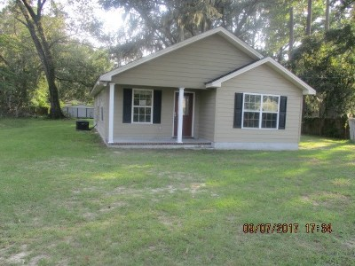 Single Family Home For Sale: 1550 Lake Drive