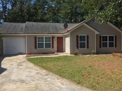 SAVANNAH Single Family Home For Sale: 109 S Circle Drive