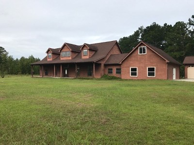 Long County Single Family Home For Sale: 4311 Elim Church Road NE