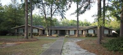 Jesup Single Family Home For Sale: 120 Glynn Street