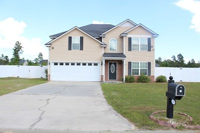 Ludowici Single Family Home For Sale: 42 Forest Street