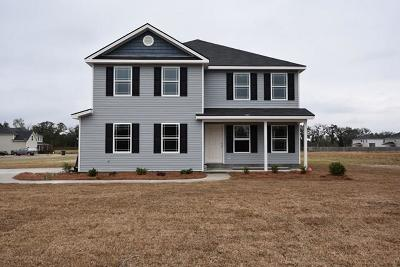 Ludowici GA Single Family Home For Sale: $197,000