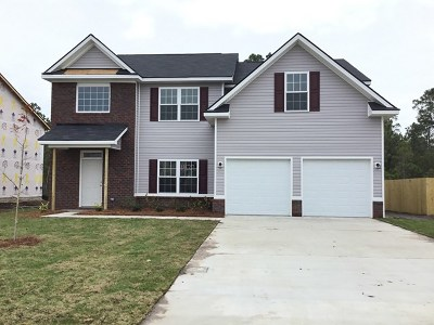 Hinesville Single Family Home For Sale: 1429 Evergreen Trail