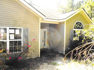 Jesup Single Family Home For Sale: 1228 Cherokee Lake Road