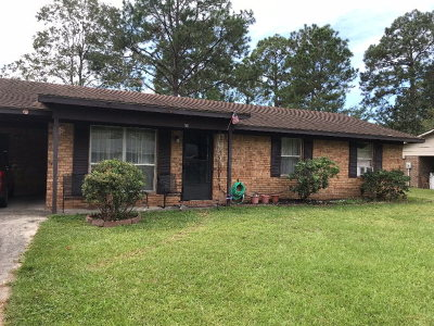 Hinesville Single Family Home For Sale: 791 Wildwood Drive