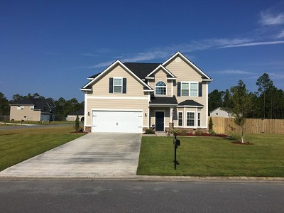 Ludowici GA Single Family Home For Sale: $219,900