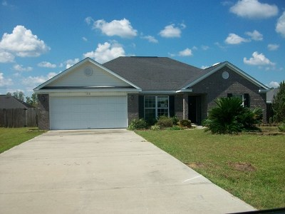 Glennville Single Family Home For Sale: 108 Auburn Circle