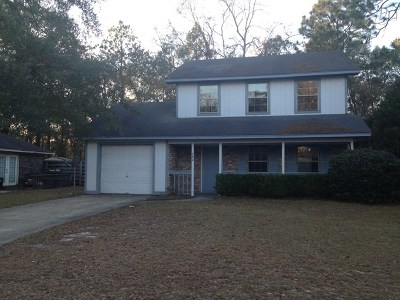 Hinesville Single Family Home For Sale: 792 Madison Drive
