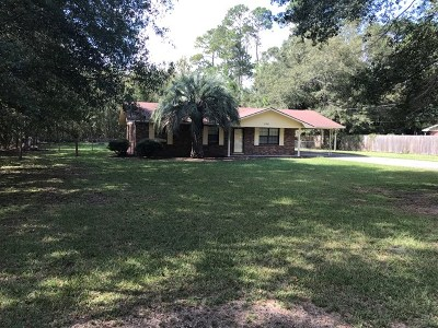 Glennville Single Family Home For Sale: 704 Railroad Street