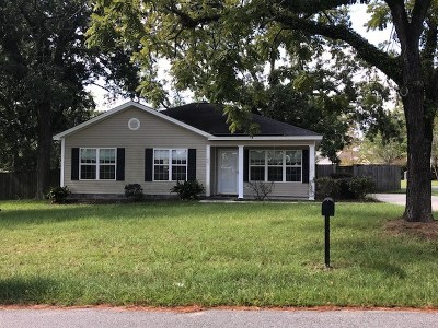 Glennville Single Family Home For Sale: 601 Howard Street