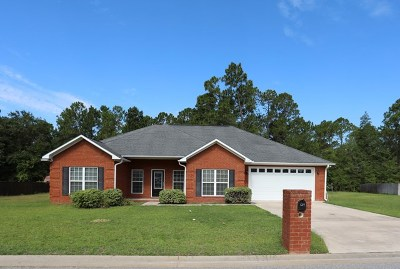 HINESVILLE Single Family Home For Sale: 129 Taylor Wells Lane
