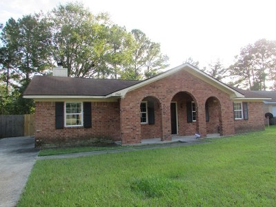 HINESVILLE Single Family Home For Sale: 268 Whitetail Circle