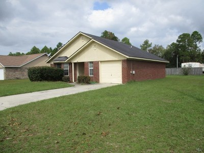 Hinesville Single Family Home For Sale: 763 Melissa Drive