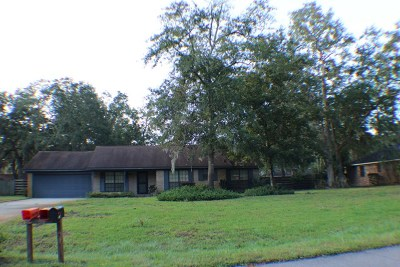 HINESVILLE Single Family Home For Sale: 406 Hines Drive