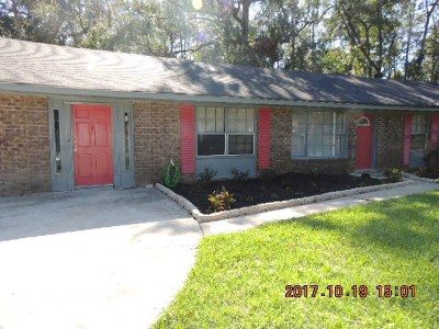 HINESVILLE Single Family Home For Sale: 402 Floyd Circle