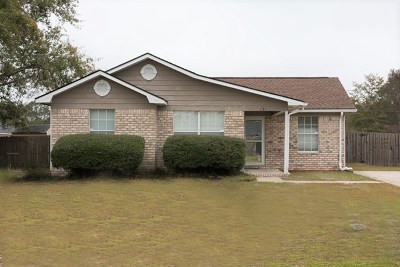 Hinesville Single Family Home For Sale: 121 Crosby Drive