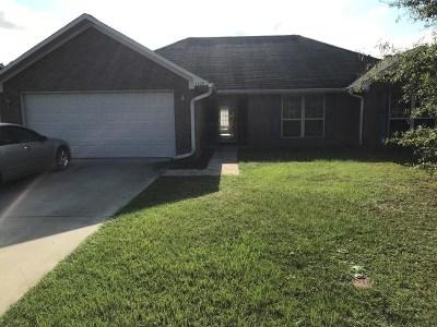 hinesville Single Family Home For Sale: 1222 Langston Lane