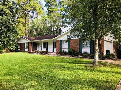 HINESVILLE Single Family Home For Sale: 497 Martin Road