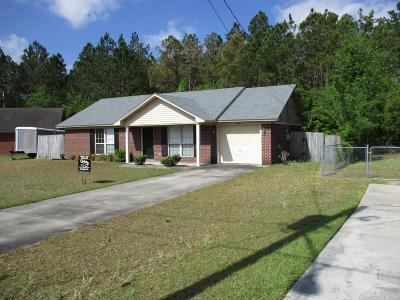 HINESVILLE Single Family Home For Sale: 1381 Coalition Circle