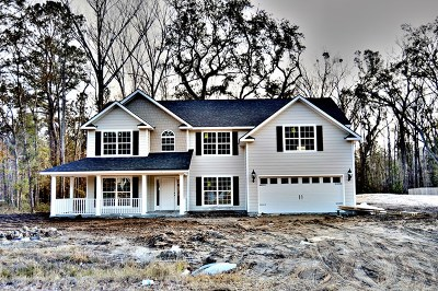 Midway Single Family Home For Sale: 32 River Birch Lane