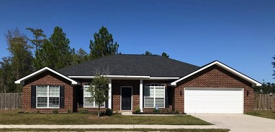 Hinesville Single Family Home For Sale: 506 Wyckfield Way