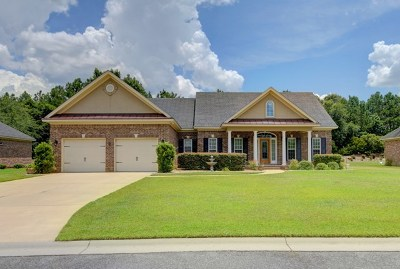 Richmond Hill Single Family Home For Sale: 61 Roswell Trail