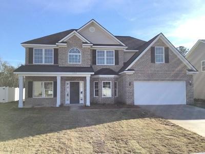 Hinesville Single Family Home For Sale: 672 Red Oak Lane