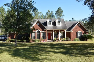 Ludowici Single Family Home For Sale: 404 Holly Hill Drive SE