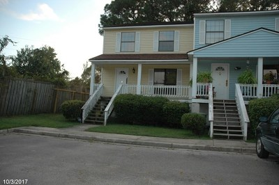Hinesville Single Family Home For Sale: 912 Pineland Avenue