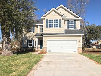 Hinesville Single Family Home For Sale: 908 Rachel Lane