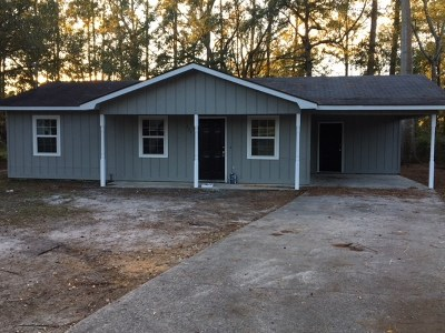 Hinesville Single Family Home For Sale: 621 Second Street