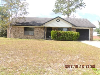 Hinesville Single Family Home For Sale: 1210 Jubail Drive