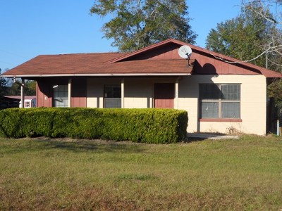 Jesup Single Family Home For Sale: 2541 Constance Road