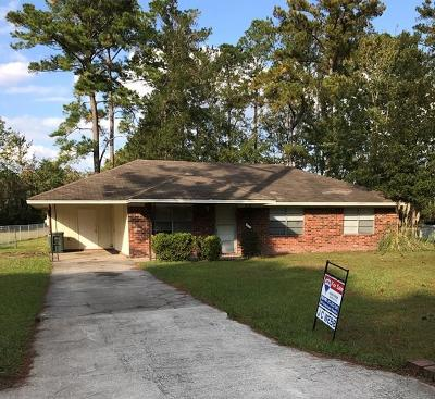 Hinesville Single Family Home For Sale: 200 Becky Street