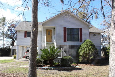 Midway Single Family Home For Sale: 38 Billy Harris Point