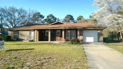 Hinesville Single Family Home For Sale: 616 Madison Drive