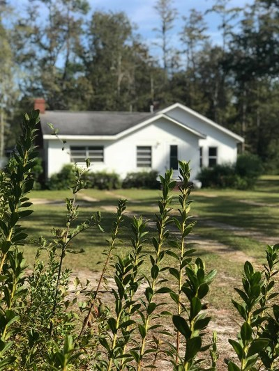 Ludowici Single Family Home For Sale: 214 North McDonald Street