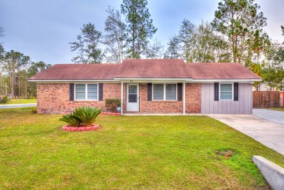 Hinesville Single Family Home For Sale: 800 Wildwood Drive