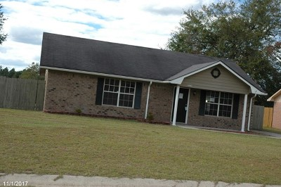 Hinesville Single Family Home For Sale: 1441 Coalition Circle
