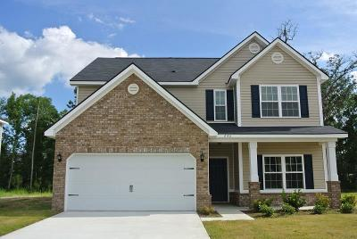 Hinesville Single Family Home For Sale: 646 Red Oak Lane