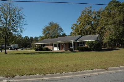 Hinesville Single Family Home For Sale: 19 Palm Drive