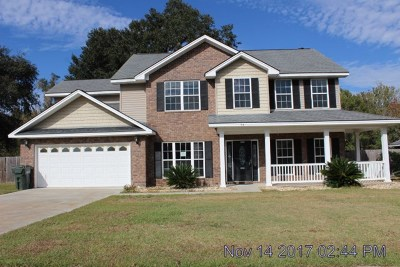 Midway GA Single Family Home For Sale: $183,900