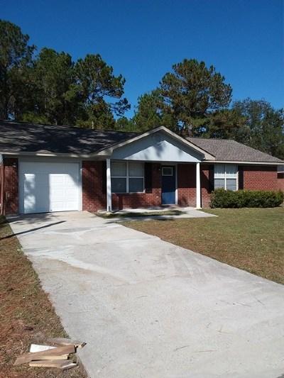 Ludowici Single Family Home For Sale: 91 Shayna Drive NE
