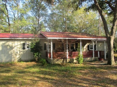 Hinesville Single Family Home For Sale: 400 Long Road
