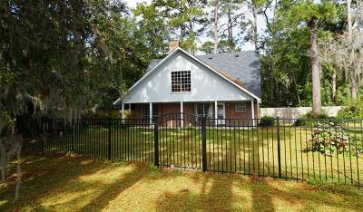 midway Single Family Home For Sale: 799 Lake Drive
