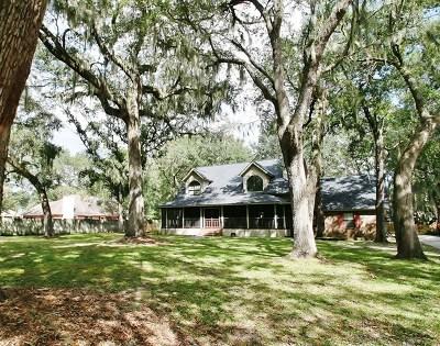 Richmond Hill Single Family Home For Sale: 121 Oak Creek Court