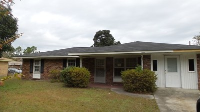 Hinesville Single Family Home For Sale: 509 Franklin Street