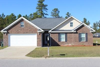 Ludowici Single Family Home For Sale: 78 Jackson Avenue NE